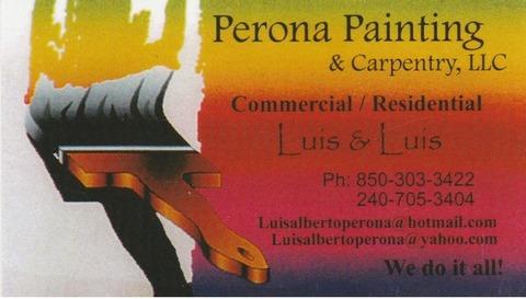 Perona Painting
